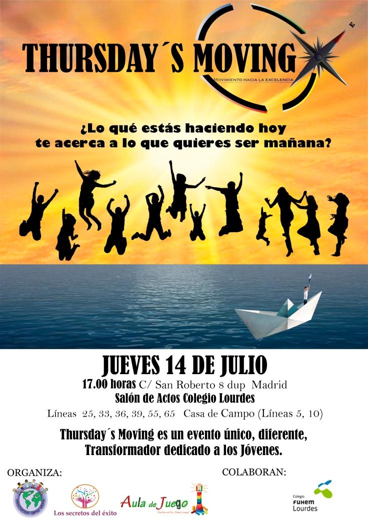 cartel evento Lourdes