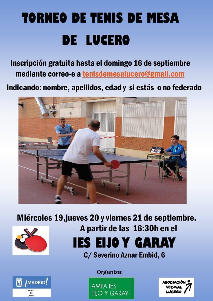 cartel tenis fiestas 2018